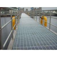 镀锌钢格板平台 压焊钢格栅板网格板 Q235材质检修平台格栅板