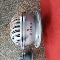 水泵底阀 H42X-10 铸铁材质水泵底阀 DN600 升降式莲蓬头阀门 H42X-10C