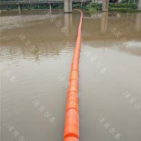 优质河道自动拦污装置拦污漂使用方法