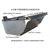 长沙彩铝成品天沟檐沟排水槽K型材料低价安装
