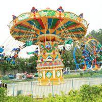 游乐园好玩的青少年豪华飞椅游乐设备江西童星厂家供应