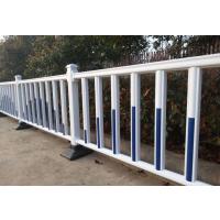 道路护栏安装施工方案 锌钢市政交通护栏厂家