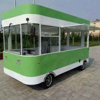 厂家热卖电动早餐小吃奶茶冰淇淋美甲商品车食品烘焙设备美食餐车