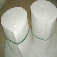 南通市低密度硅酸铝纤维毡经销价格 甩丝阻燃硅酸铝毯