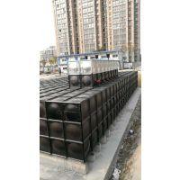 抗浮式地埋水箱 地埋式箱泵一体化