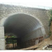 河北贝尔克BEKHG-1.5-3.0钢波纹涵管 在某公路工程施工中的基础施工没想到是这样的