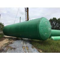 新农村旱厕改造专用玻璃钢化粪池 化粪池设备