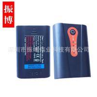 电热鞋电池 发热衣服锂电池 7.4V智能温电热马甲控发热手套锂电池振博