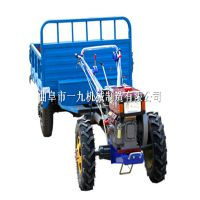 除草機田園管理農用機械 一九牌單缸柴油手扶拖拉機 小型手扶拖拉機
