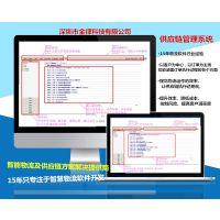 供应链管理系统 SCM