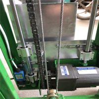交流电源360度旋升降式开槽机视频 立式墙面切割机斜槽