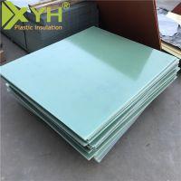 高强度玻璃纤维板 水绿色绝缘FR-4 耐磨治具板材