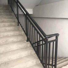 佛山楼梯扶手护栏生产厂家 阳台栏杆热镀锌护栏别墅栅栏