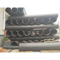 承插式中空缠绕管厂家 双平壁缠绕管 缠绕施工规范 郑州波纹管厂家
