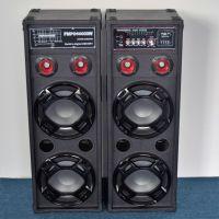 特价大功率有源双10寸DJ蓝牙带灯音箱户外广场商业宣传音响可定制