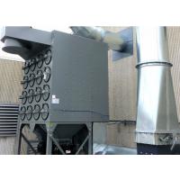 旁插式滤筒除尘器过滤面积大体积小 翔宇制造