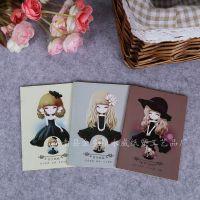 时尚可爱韩国文具小本子 创意可爱女孩小笔记本 创意学生记事本