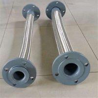 加工优质耐磨 耐高温衬四氟金属软管 包塑软管 金属电线管报价