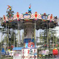 公园大型游乐设备豪华飞椅理想赚钱设备