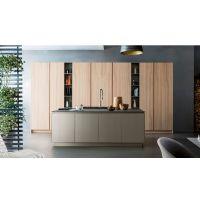 整体实木橱柜TM ITALIA,给你超暖温馨的家