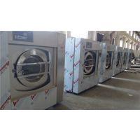 衡水工业洗衣机生产厂家,滚筒式全自动洗脱机,海杰XTQ100kg洗脱两用机