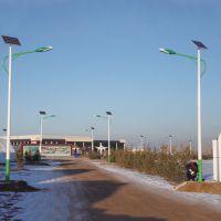 6米30W新农村太阳能路灯庭院灯户外灯LED飞利浦光源胶体&锂电池大功率超亮
