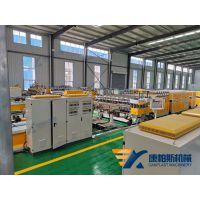 康帕斯1200-2600塑料中空格子板挤出设备,格子板生产设备