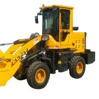 建筑小中型装载机 22,24,25马力 柴油型四驱小型沙石铲车抓木机