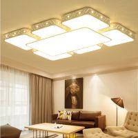 超薄客厅灯长方形LED吸顶灯创意简约现代卧室灯大气房间餐厅灯具