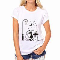 2016年欧洲女性时装T恤印花短袖style241