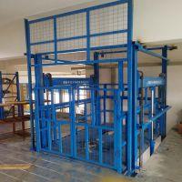 渭南升降货梯厂家 定做单双轨液压升降机