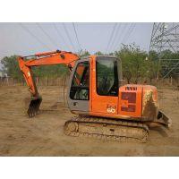 二手挖掘机价格哪有个人一手挖掘机个人自用日立挖掘机出售
