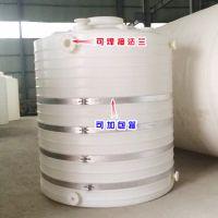苏州供应10吨PE水箱 环保PE水塔 PE滚塑水桶大型塑料容器