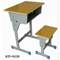 南昌课桌椅厂家直销课桌椅儿童学生桌椅培训辅导班课桌凳中小学生课桌椅定制