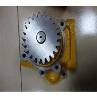 西藏小松纯正配件PC450-8发动机水泵,小松发动机水泵价格