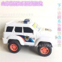 777带灯玩具车 回力车小汽车  儿童仿真车模型 地摊跑江湖热卖