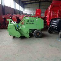 秸秆回收机 打捆机 组合设备 养殖青贮饲料秸秆粉碎打捆机厂家