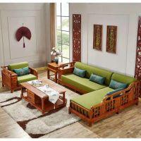 刺猬紫檀转角贵妃沙发五件套厂家价格
