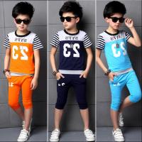 便宜童装短袖T恤批发厂家货源 时尚韩版童装小衫批发 棉