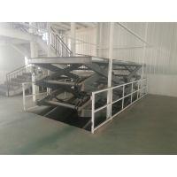 一到二楼卸货升降平台传菜机固定升降机导轨式升降货梯