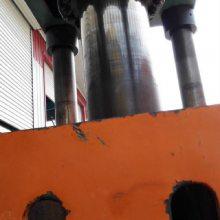 徐州锻压机500T二手四柱液压机,台面1400X1400mm