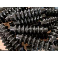吉迈特硅胶伸缩保护套 圆形耐油防尘套 机械杠杆防尘伸缩风管