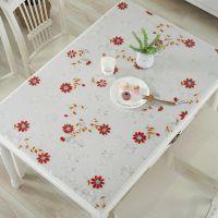 透明桌垫pvc加厚软玻璃桌布防水防烫胶垫桌面垫子茶几垫塑料台布