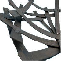 12根钢丝土工格栅 钢塑土工格栅用途多