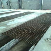 排水地沟盖板厂家 方形孔格栅板规格 钢格板沟盖板价格