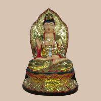 河南众缘批发文殊菩萨像 普贤图片 观音世音佛像 佛教八大菩萨塑像 优质手工树脂塑像定制