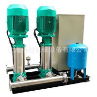 德国威乐水泵MVI3207-1/16/E/3-380-50-2高区变频给水设备