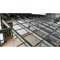 西安室内钢结构制作钢结构隔层搭建阁楼安装楼梯设计
