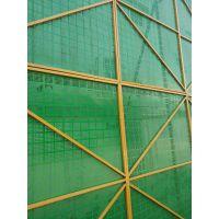 建筑公司专供钢网 钢网外防护 外架爬架网 圆孔