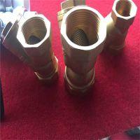 铜管件厂家 批发 铜阀门 铜内丝接头 异径三通